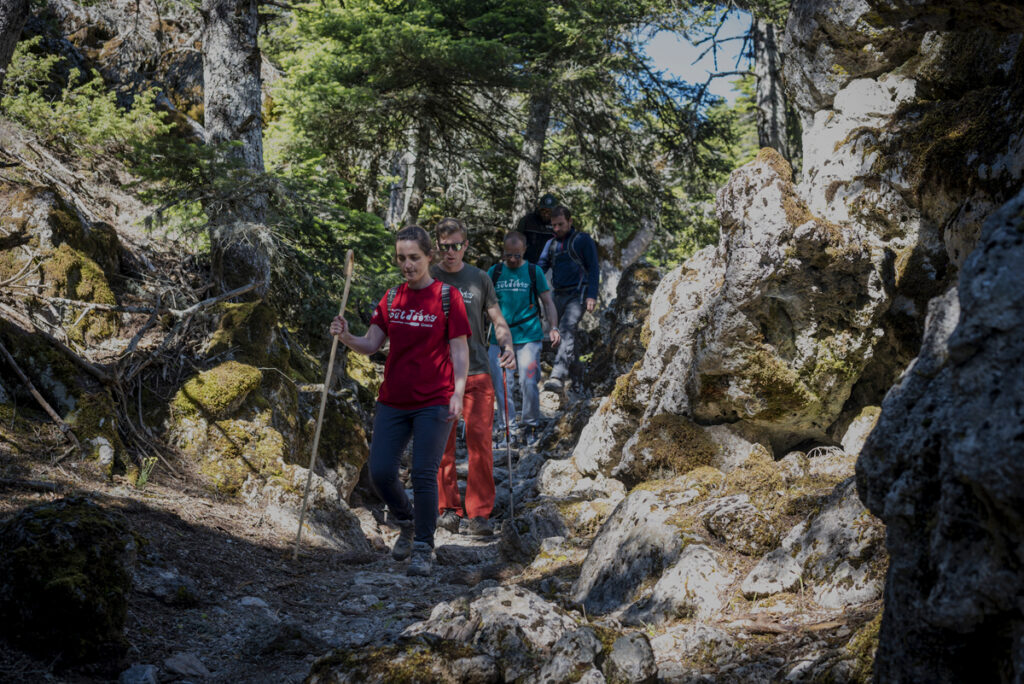 Authentic Outdoor activities with a guide